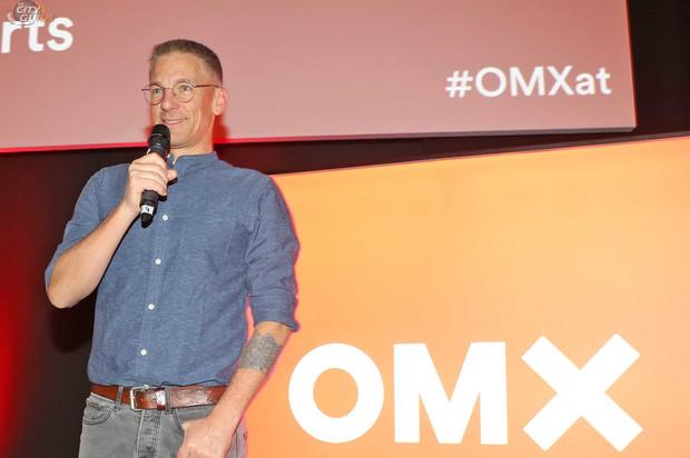 Moderation OMX Konferenz