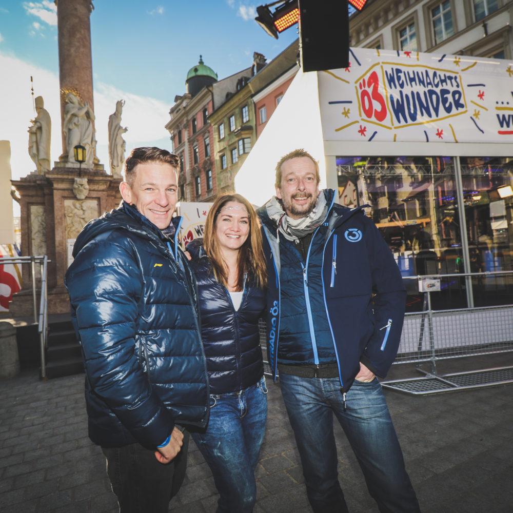 Ö3 Weihnachtswunder Innsbruck