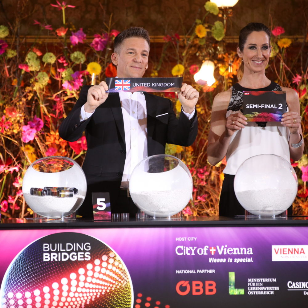 Eurovision Allocation Draw 2015